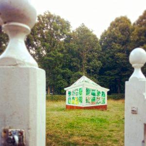 Kunstwerk Maze de Boer